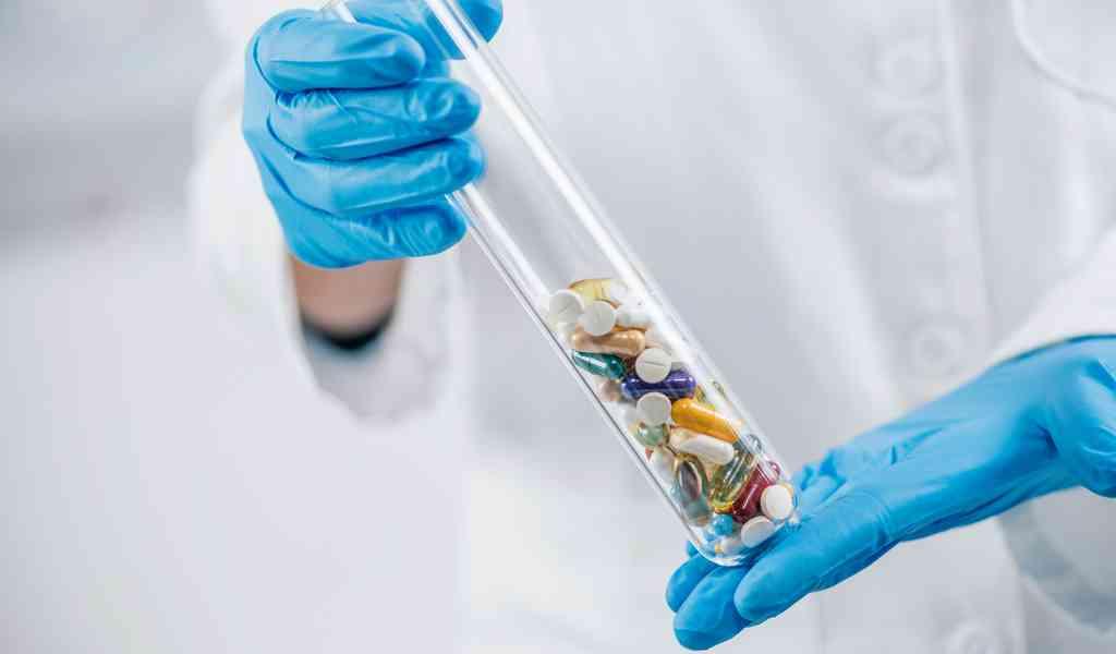 Зависимость от аптечных препаратов